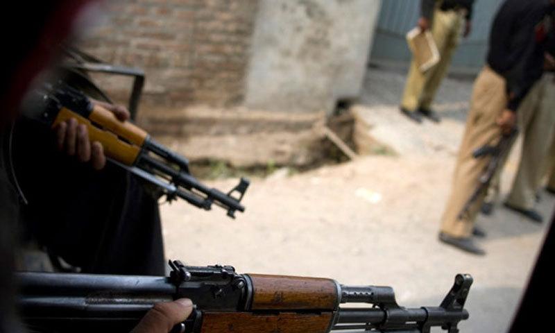 Gunmen kill five customs officials in Kohat