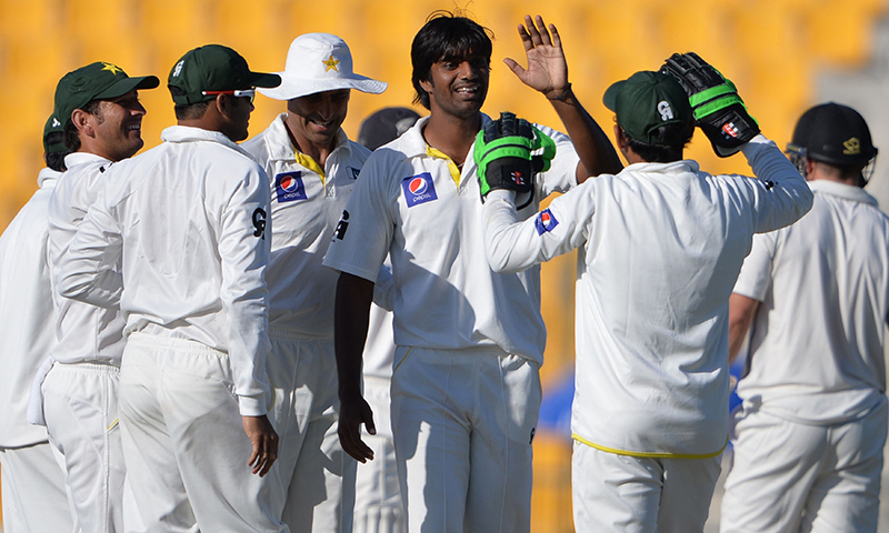 Rahat Ali replaces Junaid Khan for World Cup