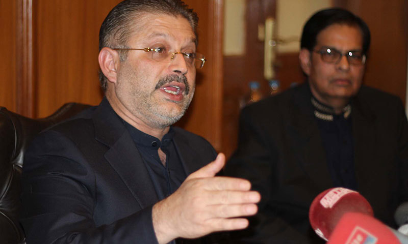 Inappropriate of MQM to question JIT's credibility, says Sharjeel Memon