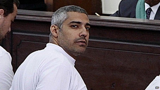 Canada demands Egypt free journalist