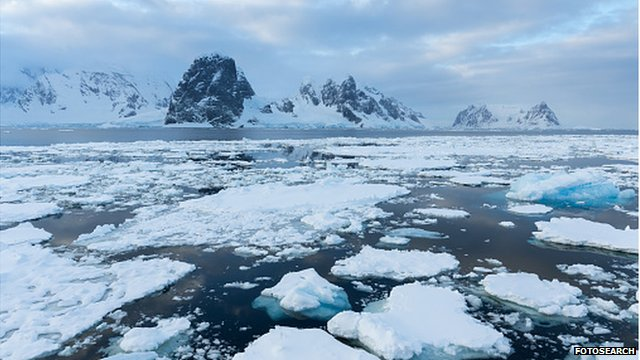 Ocean carbon release 'ended last Ice Age'