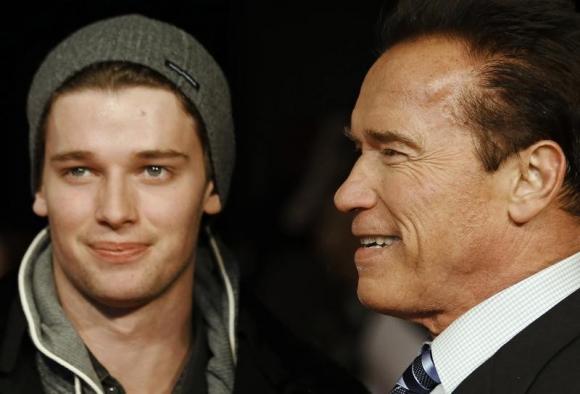 Son of California ex-governor Schwarzenegger involved in road run-in: police