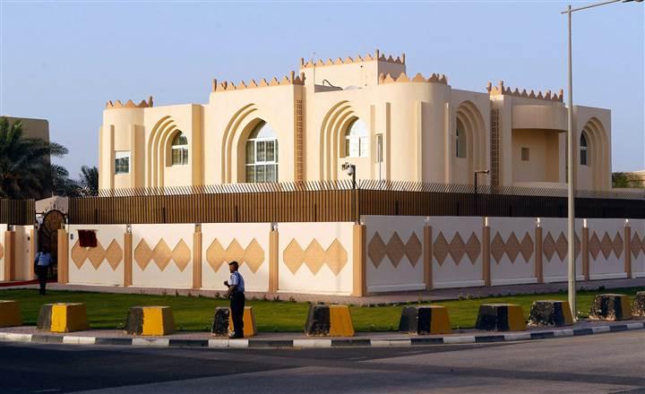 U.S. official says no U.S. talks with Taliban in Qatar