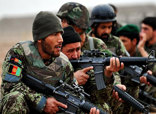 35 terrorists killed in Afghan operation