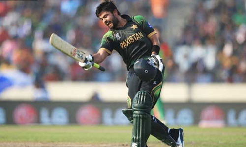 WC 2015: Ahmed Shehzad declared fit to play against India