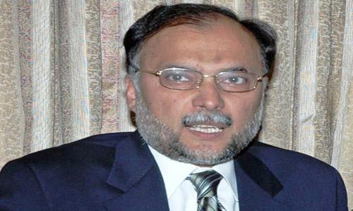 PML-N faces no horse-trading threat, says Ahsan Iqbal