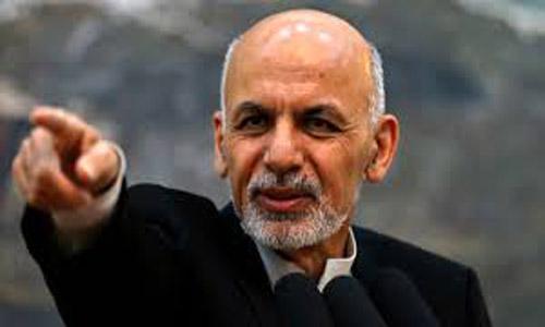 Pakistan has assured cooperation in talks with Taliban, says Ashraf Ghani