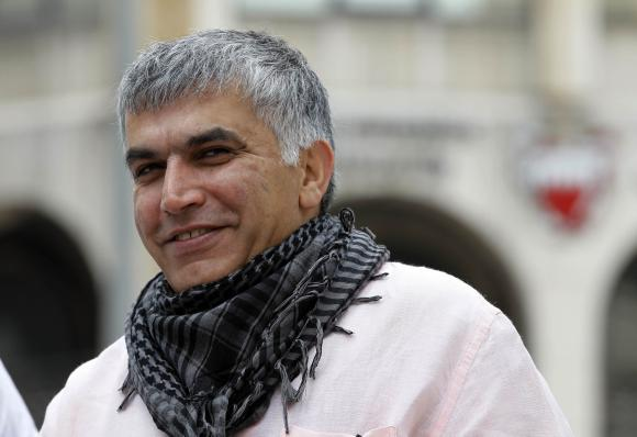 Bahrain puts off rights activist's appeal hearing to March 4