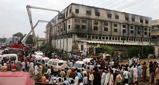 Baldia Town tragedy: Court expresses resentment over slow progress in probe