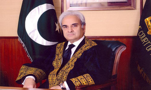 Petitions against military courts: Matter sent to chief justice for larger bench