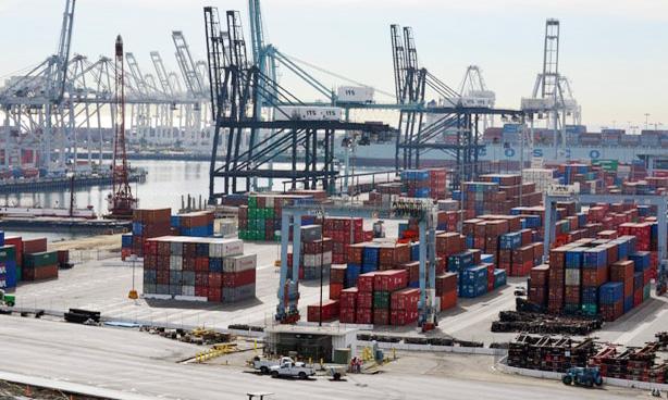 West Coast ports to begin tackling backlog after labor deal