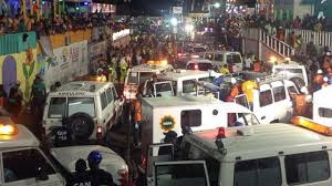 Carnival float accident kills at least 18 in Haiti