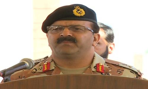 High-profile terrorists, target-killers & extortionists arrested: DG Rangers