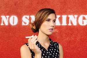 E-cigarette vapours can damage lung cells