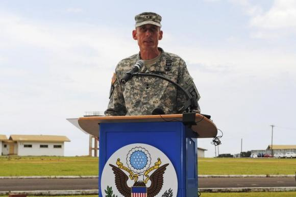 US military ends Ebola mission in Liberia