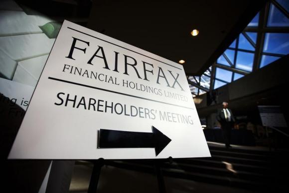 Canada's Fairfax snaps up Lloyd's insurer Brit for $1.88 billion