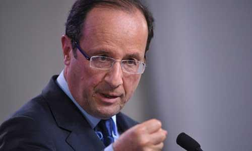 France condemns Islamic State killing of 21 Egyptians in Libya