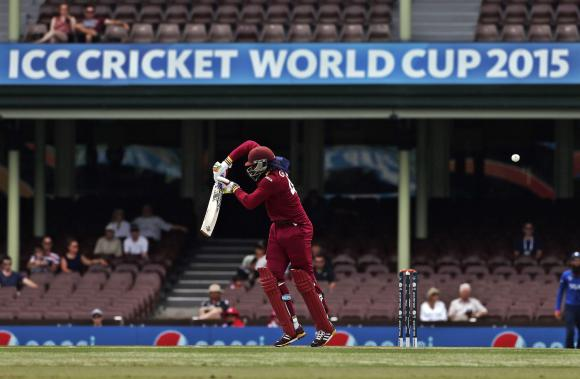 Sleeping giant Gayle ready to fire, says Windies captain
