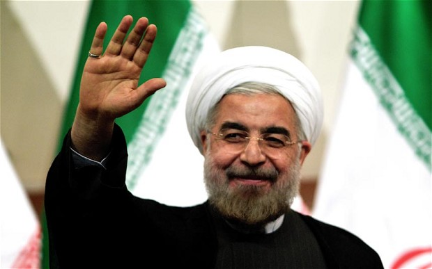 """Iran's Rouhani says goal of nuclear negotiations is """"win-win"""" outcome"""