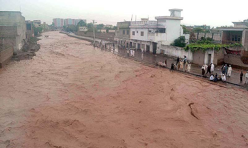 5 killed as rains wreak havoc in KP, tribal areas