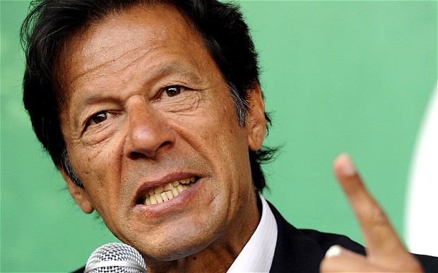 Imran Khan lashes out at Altaf Hussain