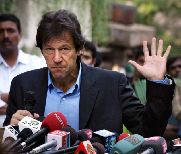 Senate election: Imran Khan lauds government's show of hands decision