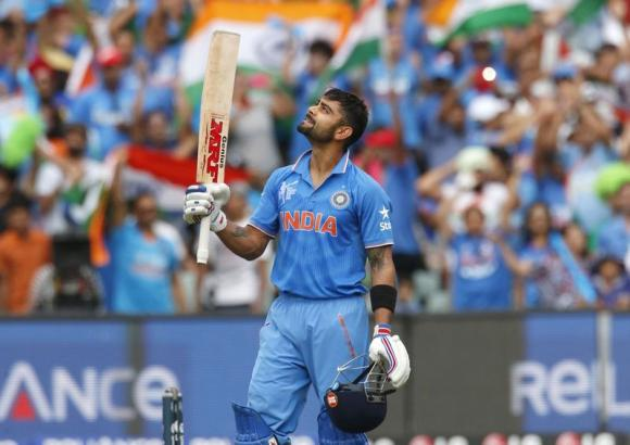 India seeking self-belief boost against Proteas, says Kohli