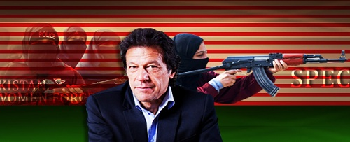Women commandos will play active role in counter-terrorism efforts: Imran