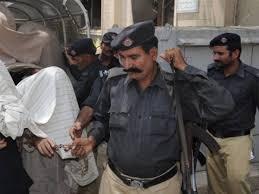 2 target killers arrested in Korangi