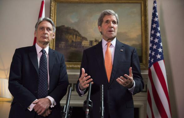 US and allies discuss new sanctions on Russia over Ukraine: Kerry