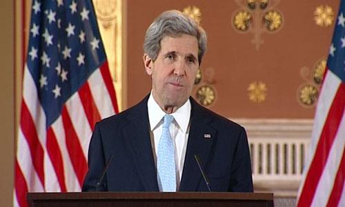America supports Afghan talks, says John Kerry