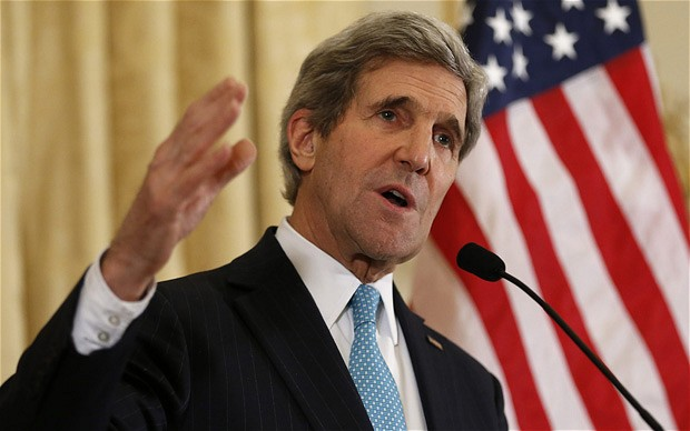 Pakistan vigorously fighting against extremism after APS attack, says John Kerry