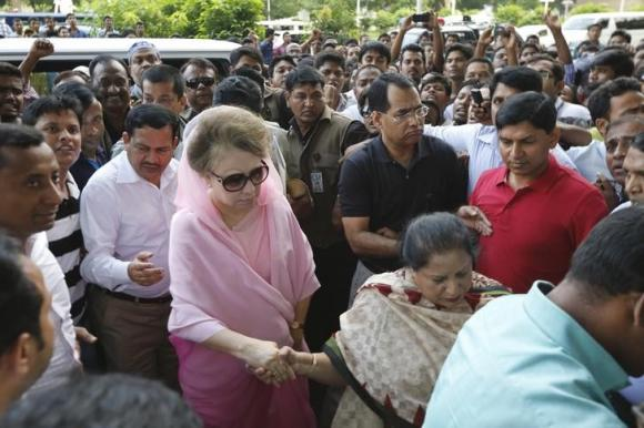 Graft cases: Bangladesh issues arrest warrants for former PM Khaleda Zia