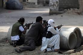 Several Lyari gang war accused held