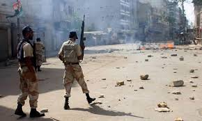 Lyari gang war: Two criminals killed in encounter with Rangers