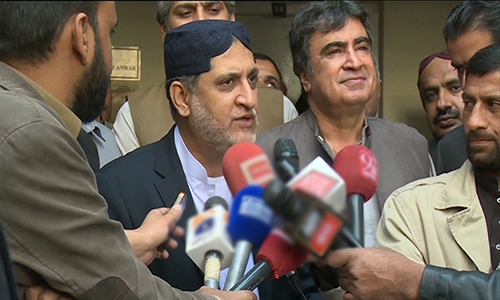 Government not serious in Balochistan affairs, says Akhtar Mengal