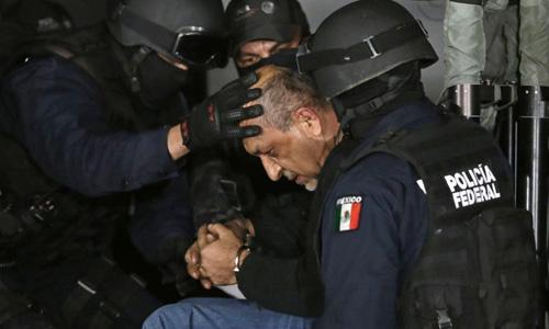 Mexico captures most wanted drug kingpin, former teacher 'La Tuta'
