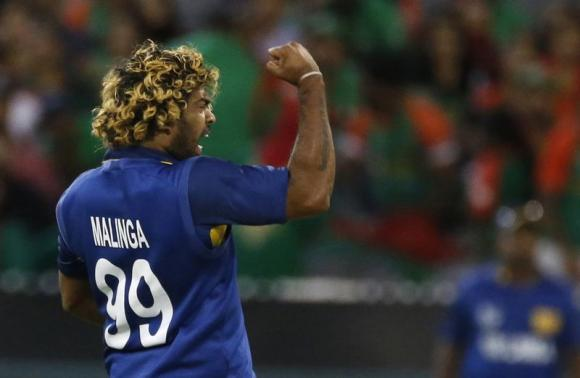 Malinga gamble starting to pay dividends for Sri Lanka