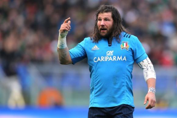 Castrogiovanni to miss Scotland match after dog bites nose