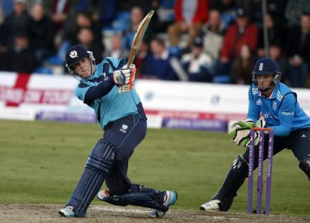 World Cup 2015: New Zealand quells Scotland challenge in tricky chase