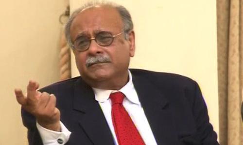 ICC Presidency: Najam Sethi takes a bow