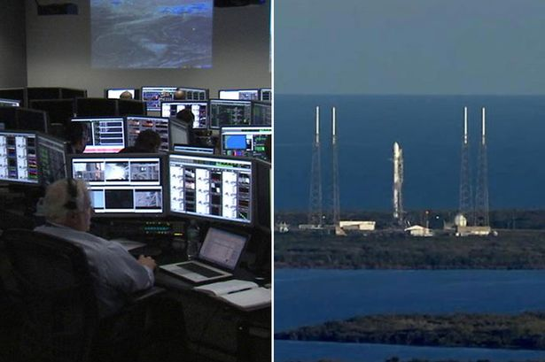 Launch of NASA's £223m deep-space weather probe called off minutes before lift-off