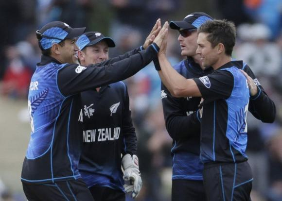 Kiwis in the groove and unchanged for England in World Cup