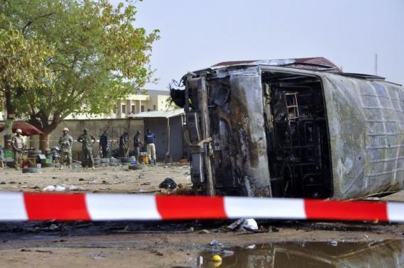 Suicide bombers kill 26 across north Nigeria