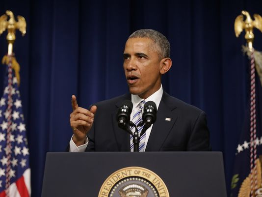 America not at war with Islam, says Barack Obama