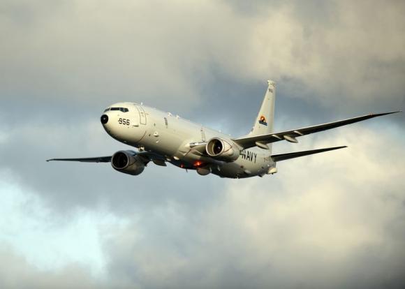 US flies most advanced surveillance plane from Philippines