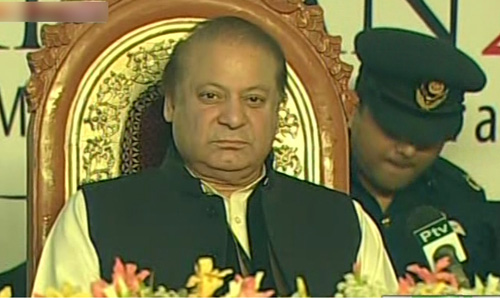We want peace with neighbouring countries, but know how to counter aggression: Nawaz Sharif
