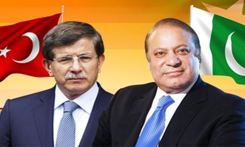 Pakistan, Turkey indispensable partners: Nawaz Sharif