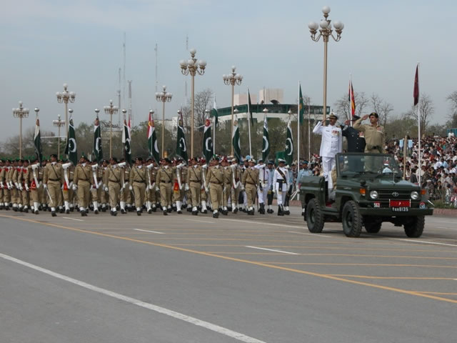 Pakistan Day parade: Shrines, religious seminaries to remain closed