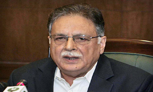 Pervaiz Rasheed says Imran forming a new party by recycling deserters